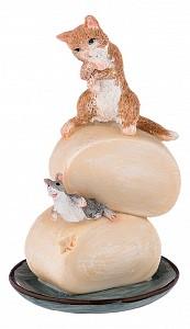 Статуэтка (6.5x6x10 см) Кошки-мышки 450-744