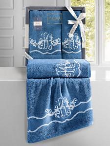 Набор полотенец для ванной (70x140 см) Adven