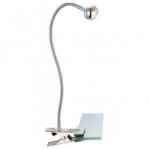 Лампа настольная на прищепке Serpent GB_24109K