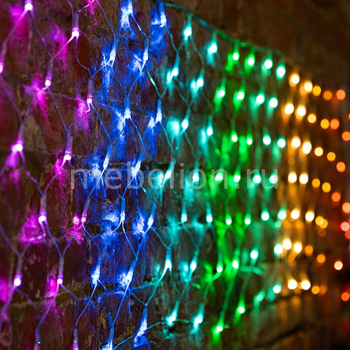 Светодиодный занавес Neon-Night NN_215-049 от Mebelion.ru