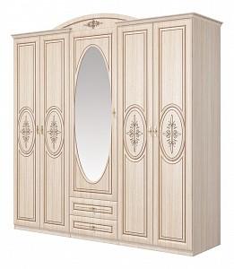 Платяной шкаф для гостиной Василиса NEM_CP-001-05P