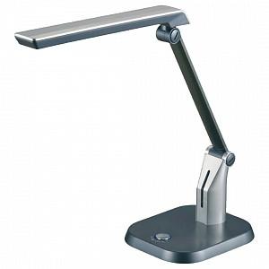 Настольная лампа офисная TLD-502 Silver/LED/546Lm/5000K/Dimer