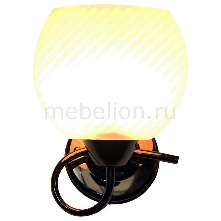 Бра IDLamp ID_853_1A-Blackchrome от Mebelion.ru
