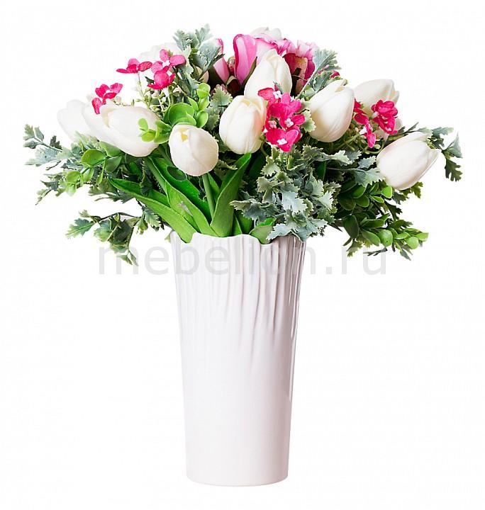 Букет АРТИ-М (38 см) Фуксия 23-1112 арти м 8х14 см серебряный цветок 167 121