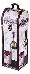 Держатель для бутылок (11.5x11.5x35 см) 706-299