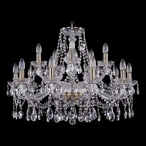Хрустальная люстра 1413 Bohemia Ivele Crystal (Чехия)