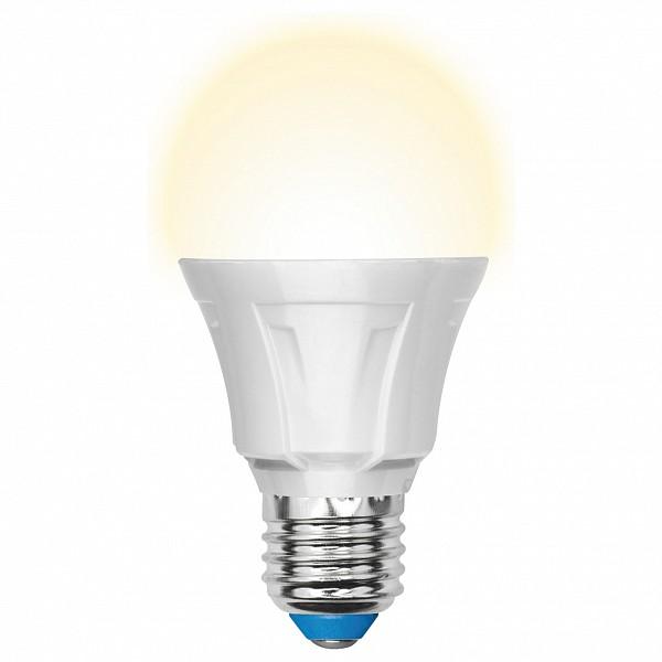 Лампа светодиодная E27 220В 11Вт 3000K LED-A60-11W/WW/E27/FR/DIM PLP01WH UL_UL-00000687