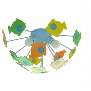 Люстра для детской Рыбки CL_1300
