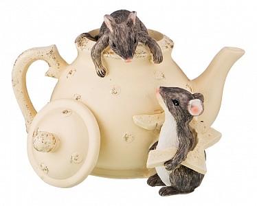 Копилка (13x13x11 см) Мышки 162-564