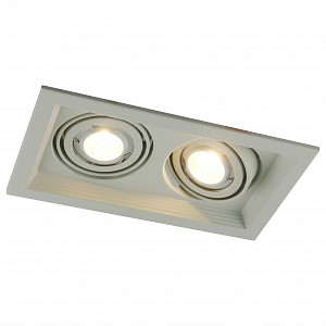 Встраиваемый светильник 6661 A6661PL-2WH