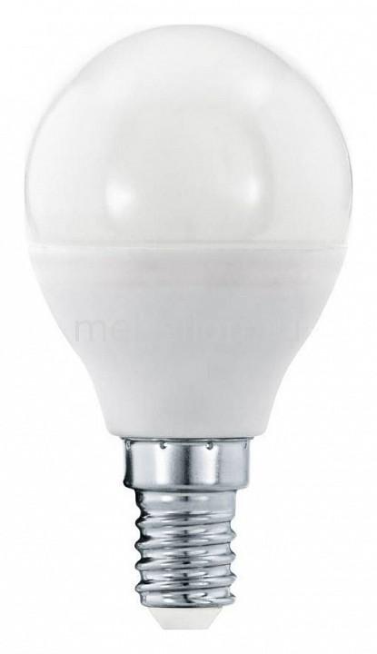Купить Лампа светодиодная диммируемая P45 E14 5, 5Вт 3000K 11648, Eglo