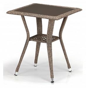 Стол обеденный T25-W56-50x50 Light brown