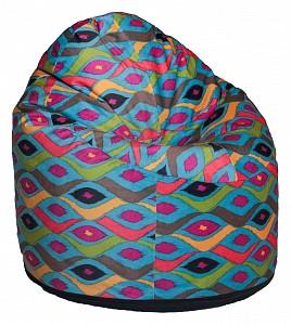 Кресло-мешок Пенек Детский Маракешь Бирюзовый