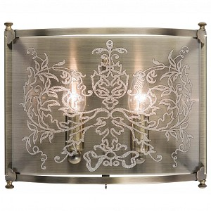 Настенный накладной светильник Версаль CL408323