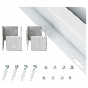 Рамка накладная для светильника SX6060 White (для панели Im-600x600)
