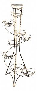 Подставка для цветов (630x630x1320 мм) Спираль HP-07