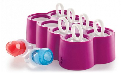 Набор из 8 форм для мороженного Ring ZK133