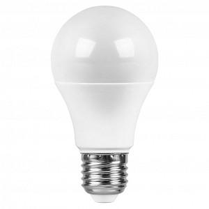 Лампа светодиодная SBA6010 E27 220В 10Вт 2700K 55004