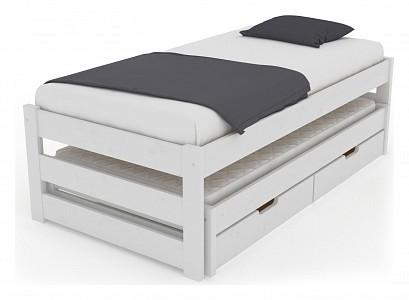 Односпальная детская кровать Тильда AND_467set2278