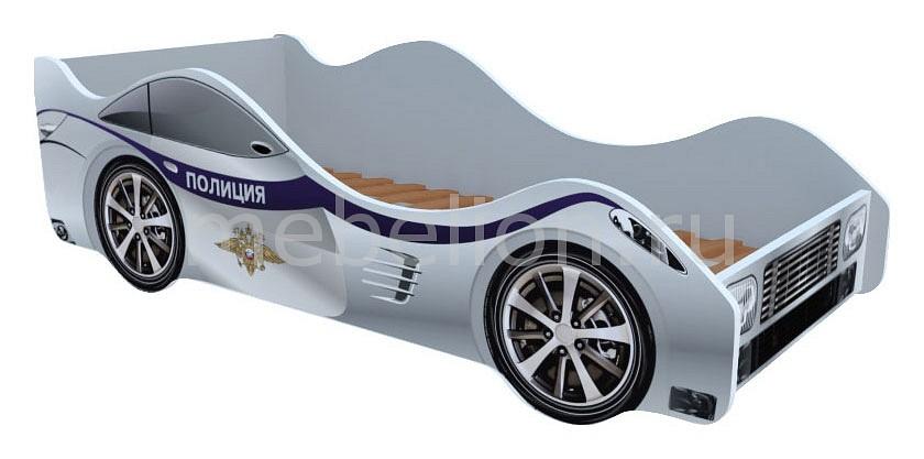 Кровать-машина Полиция M007