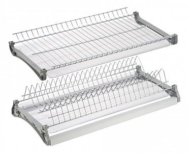 Сушилка для посуды (36.8х28х11 см) VAR VAR 400 SS