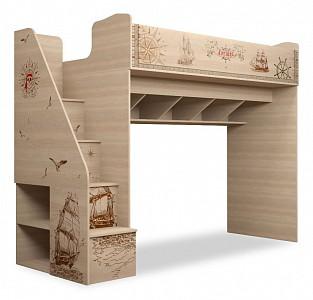 Кровать-чердак Квест 18