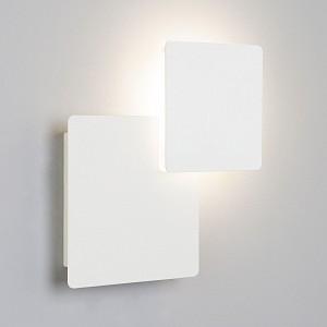 Накладной светильник Screw 40136/1 белый 6W