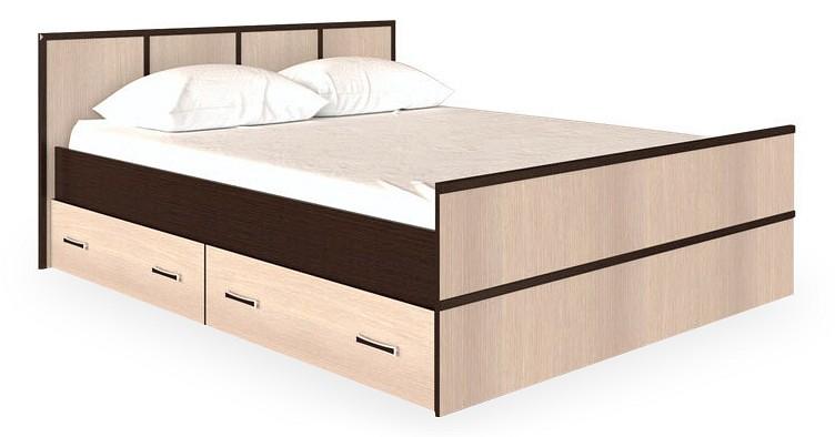 Кровать полутораспальная Сакура