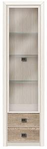 Шкаф-витрина Коен REG1W2S
