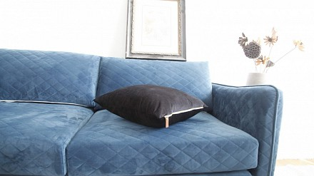 Наволочка декоративная (45x45 см) Оливер №6