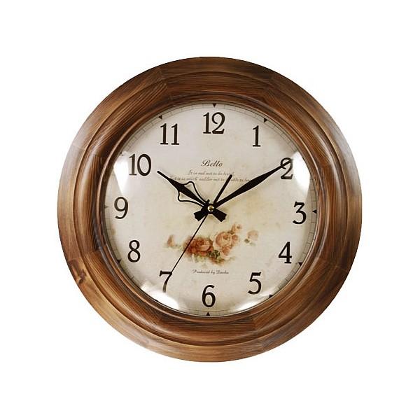 Настенные часы (35x35 см) Castita 001B фото