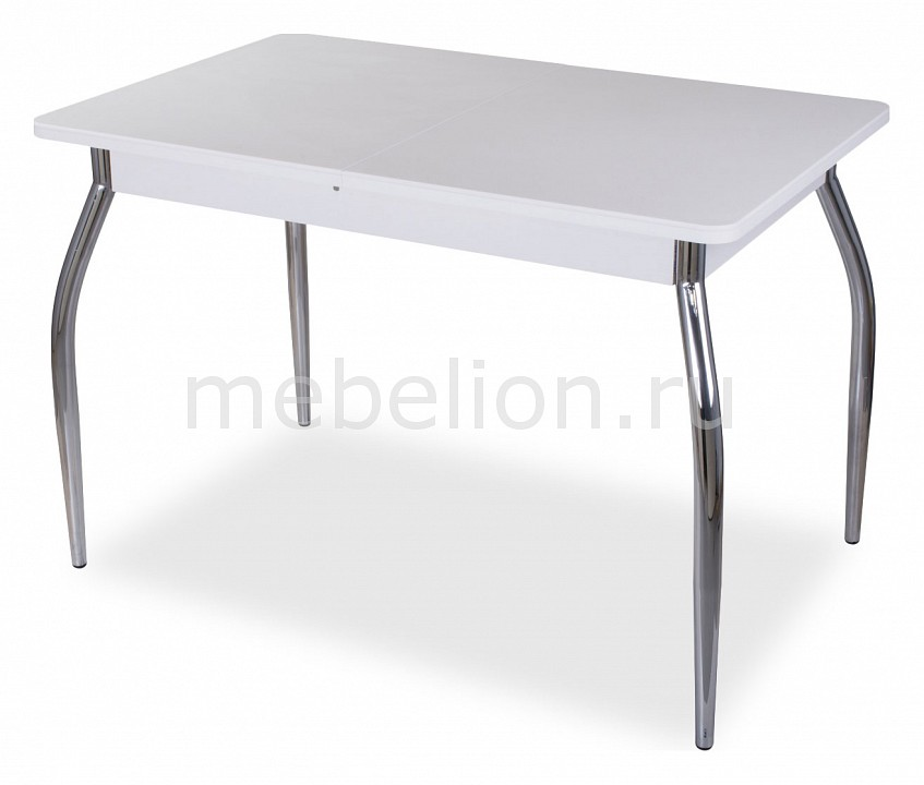 Кухонный стол Домотека DOM_Rumba_PR-1_KM_04_BL_01 от Mebelion.ru