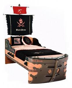 Кровать Black Pirate 20.13.1308.00