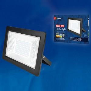 Настенный прожектор ULF-F19 ULF-F19-100W/4000K IP65 175-250В BLACK