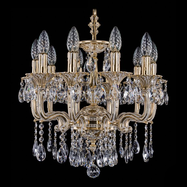 Подвесная люстра 1704/10/UP125IV/A/GW Bohemia Ivele Crystal 1704/10/110/A/GW  (BI_1704_10_110_A_GW), Чехия