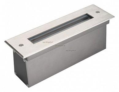Встраиваемый в дорогу светильник LTD-LINE-TILT-S210-8W Warm3000 (SL, 120 deg, 230V) 024944