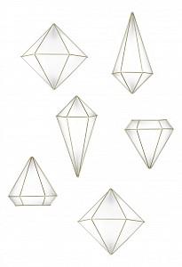 Набор фигур настенных (33х19.1 см) Prisma 470520-221