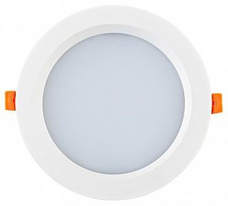Встраиваемый светильник DL18891 DL18891/24W White R