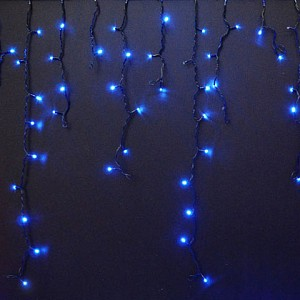 Бахрома световая (3х0.9 м) RL-i3*0.9F-B/B