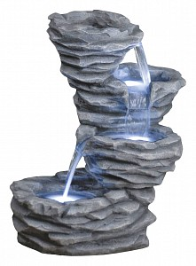 Фонтан напольный (55.5 см) Водопад GWXF02637 Б0008232