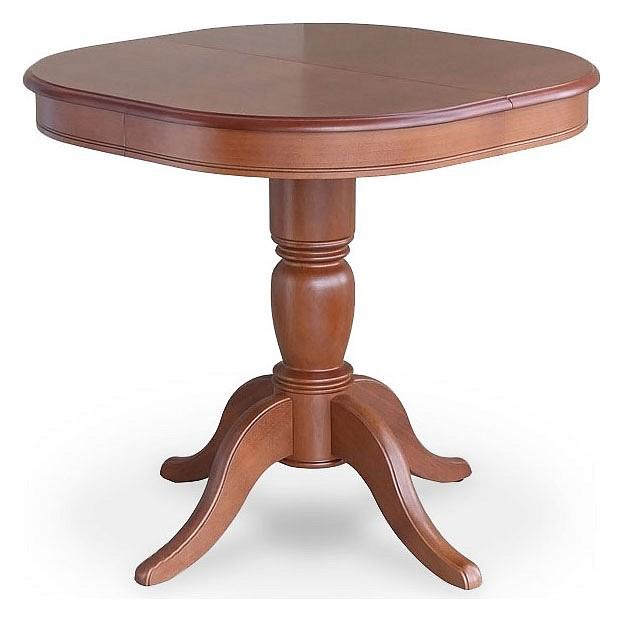 Стол обеденный Фламинго 10.01 вишня