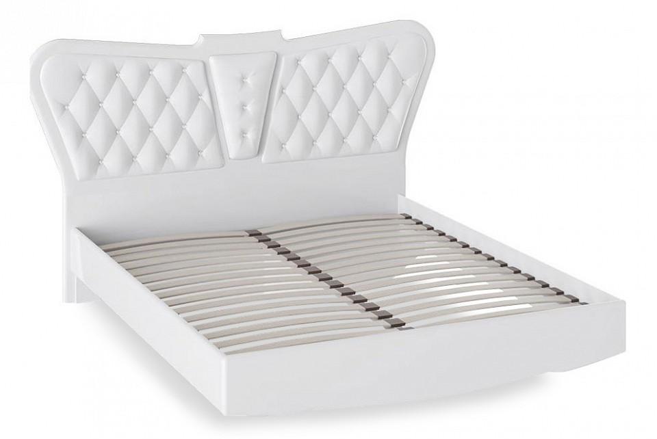 Кровать двуспальная Аврора