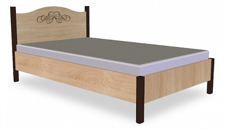 Кровать полутораспальная Adele 4