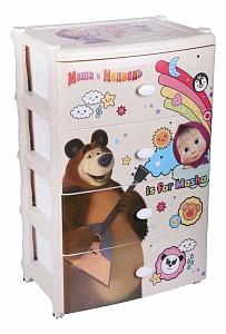 Комод Маша и Медведь М7251
