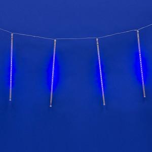 Занавес световой (2.4x0.5 м) Meteor ULD-E2405-240/DTK BLUE IP44 METEOR