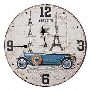Настенные часы (34 см) Винтаж 799-164