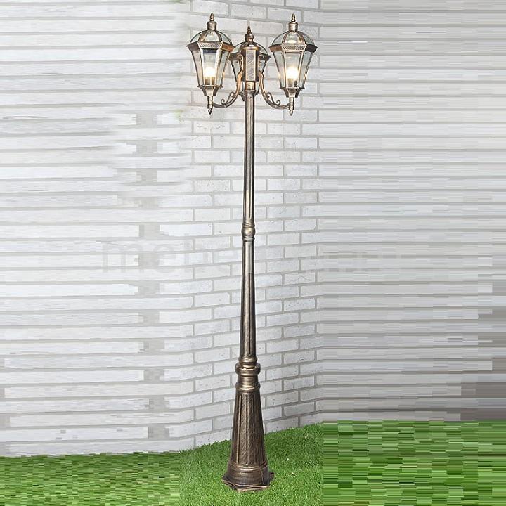 Купить Фонарный столб Capella F/3 a025017, Elektrostandard