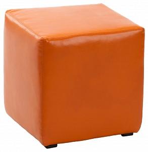 Пуф ПФ-4 оранжевый