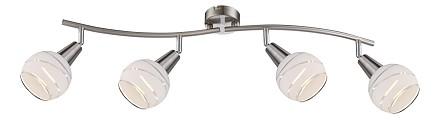 Потолочный светильник 4 лампы Elliott GB_54341-4