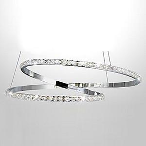 Подвесной светильник Asteria 90062/2 хром